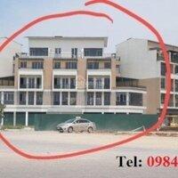 Chính chủ bán nhanh 03 lô shophouse đẹp nhất dự án Trầu cau Garden TP Bắc Ninh HUDB LH 0984218777