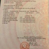 bán đất tặng nhà phố nguyễn văn cừ thành phố bắc ninh LH: 0866172729