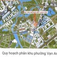 Bán đất nhìn vườn hoa phường Vạn An sổ đỏ chính chủ LH: 0382586588