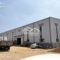 Cho thuê nhà xưởng mới KCN Yên Phong , dt 10000m2 LH: 0988457392
