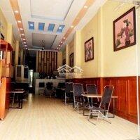 Nhà mặt tiền Lê Đức Thọ, Hầm 2 lầu 8x20m LH: 0901185869