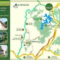 Bán đất nền nghĩ dưỡng Gia Lâm, Lâm Đồng đang chuẩn bị sáp nhập vào TP Đà Lạt, 400tr500m2, SHR LH: 0933051081