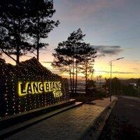 Đất nền nghỉ dưỡng khu du lịch Lang Biang Đà Lạt LH: 0969613683