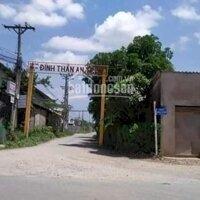 Đất mặt tiền đường Châu Văn Bảy-Tân An, sổ hồng riêng thổ cư 100, thương lượng mạnh LH: 0919207357