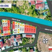 Đất nền Ven sông, Trung tâm hành chính huyện Diên Khánh Diên Hòa, chỉ từ 500trlô 90 - 110m2 LH: 0931872306