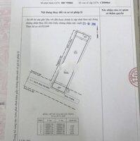 Bán nhà 2 tầng đẹp ở Phạm Thế Hiển, Quận 8, SHR, giá cực tốt LH: 0908936944
