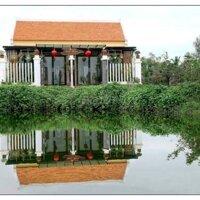 Nhà Xinh 1 phòng ngủ view hồ Trà Quế full Nội thất LH: 0772566595