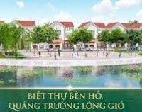 Biệt thự view hồ điều hoà 24ha,kinh doanh tự do,trung tâm thị trấn Thắng,Hiệp Hoà,Bắc Giang LH: 0962363995