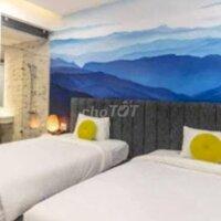 Khách sạn cao cấp 60 phòng cách chợ Đà Lạt 500m LH: 0773930309
