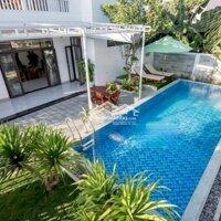 Villa Hồ Bơi Siêu Xịn ngay phố cổ cho thuê giá tốt LH: 0772566595