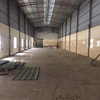 Cho thuê kho xưởng 500m2 gần Sở Dầu, có nhà ăn, văn phòng LH: 0936646693
