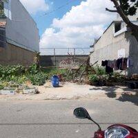 Bán lô 100m2 5x20 khu tái định cư Đông Hoà sau Big C dĩ an Đường nhựa 8m thông LH: 0904464247
