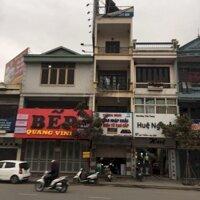 Bán nhà mặt đường Cao Thắng ngay tại trung tâm TP Hạ Long LH: 0963080693
