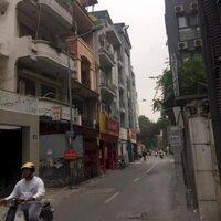 Cho thuê nhà mặt phố Vũ Trọng Phụng DT 130 m2,MT 7 m, 2 tầng LH: 0978229591