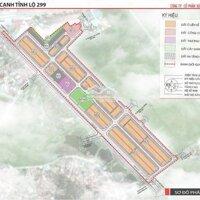 Đất nền sổ đỏ khu đô thị 299 Dĩnh Tri thành phố Bắc Giang 0979136889