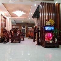 Cho thuê nhà KĐT Phước Long A 6 pn 5wc full nội thất LH: 0935441811