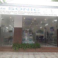 Nhà 1 trệt 1 lầu, có kios kinh doanh, nhà xe, sân LH: 0966906988