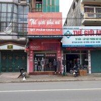 Bán nhà mặt phố Cách Mạng Tháng 8, Thái Nguyên LH: 0902909886
