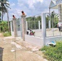 Nhà xã trung an TP mỹ tho gần đường Phạm Hùng LH: 0703596545