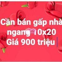 Nhà đẹp kiên cố cần bán LH: 0383897400