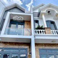 Nhà 1 trệt 1 lầu DTSD 120m2 3 phòng ngủ, lộ 6m LH: 0939858644