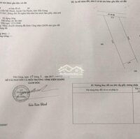 Đất Khu 4, Thị Trấn Mỹ Phước, Tiền Giang 3425,9m2 LH: 0909084558