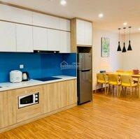 Cho thuê căn góc 2 phòng ngủ, rộng 80m2 đồ cơ bản giá 9 trth, đầy đủ đồ giá 11 trth đồ đẹp LH: 0987063087