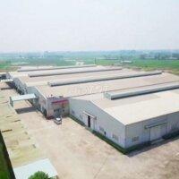 Kho & nhà xưởng 7500 m2 tại Bích Sơn, Bắc Giang LH: 0985906589