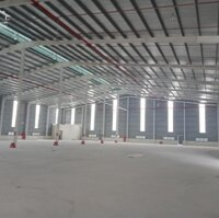 Kho xưởng tiêu chuẩn cho thuê tại Quán Toan - Hồng Bàng - Hải Phòng mặt đường Quốc Lộ 5, cao tốc Hà Nội - Hải Phòng LH: 0936567113