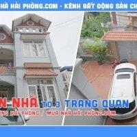 Bán Nhà Vị Trí Đẹp Số 3 Tổ Dân phố 3 Trang Quan An Đồng An Dương Hải Phòng LH: 0912788288