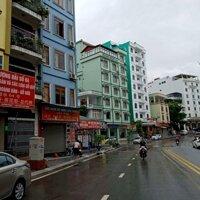 Bán nhà mặt đường Hậu Cần,Bãi Cháy,Hạ Long kinh doanh cực đẹp giá 4,x tỷ -2 mặt đường LH: 0916897273