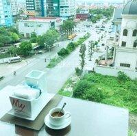 Cho thuê mặt bằng kinh doanh 500m2, mặt tiền 20m đường Lê Hồng Phong, đối diện Cát Bi Plaza LH: 0389451819