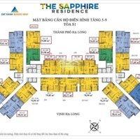 Cho thuê căn 1pn full nội thất toà The Sapphire giá rẻ nhất thị trường Lh 0901820565