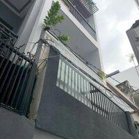 Bán nhà 4 tỷ 6, Lý Thái Tổ, HXH, Q 10, 36 m2, 4 tầng, 0933444019