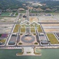 Bán ô đất trục đường kinh doanh 32m khu đô thị biển Phương Đông - Vân Đồn - Quảng Ninh giá 33trm2 LH: 0793323223