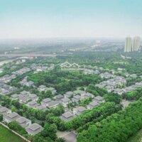 Cần bán biệt thự đơn lập vườn Mai Ecopark, 310m2 nhà thô duy nhất còn lại LH: 0946034786