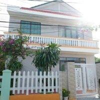 Nhà 3PN sân vườn view đẹp Cửa Đại ngay trung tâm LH: 0772566595