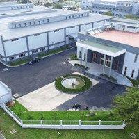 Cần bán đất có nhà xưởng rộng 12 ha tại KCN quốc tế Protrade, Bến Cát, Bình Dương LH: 0985802490