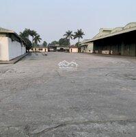 Chuyển nhượng 3,2 ha kho nhà xưởng tại Hưng Yên LH: 0902209396