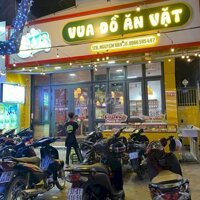 quán ở Khu phố Ẩm Thực số 128 đường Nguyễn Văn Cừ LH: 0966595497