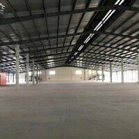 Cho thuê nhà xưởng độc lập 13000m2 tại KCN Tiên Sơn, có thể đăng ký được chế xuất Lh 0988457392