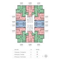 Dự án chung cư BRG Legend 14 Trần Quang Khải,Hồng Bàng,Hải Phòng 5 căn VIP nhất tầng 19 giá ưu đãi LH: 0828582882