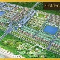 Chính chủ cần bán gấp nền khách sạn gần quảng trường dự án Golden Bay giá chỉ 34,5 triệum2 LH: 0972696905