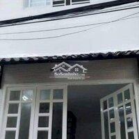 Nhà Nguyễn Hữu Tiến,3,4 x 9,nhà 1 lầu, hẻm ô tô 5m LH: 0901886391