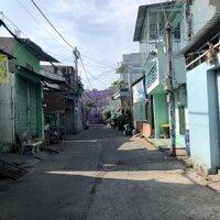 Nhà hẻm xe hơi Nguyễn Văn Quá - 96,4m2 - 4ty350 LH: 0932789424