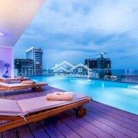 Cho thuê căn hộ 1PN,60m2,Hồ bơi,GYM,Gần biển,Mới LH: 0935536547