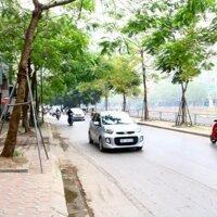 Mặt bằng kinh doanh mặt phố Trần Thái Tông 60m² LH: 0853583335
