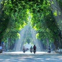 Cho thuê nhà mb mặt phố Chùa Láng DT 70m2, 2 tầng LH: 0965790113