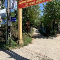 Kẹt tiền bán gấp lô Đất trung tâm Phú Bài, Sát đường Nguyễn Tất Thành LH: 0901580220