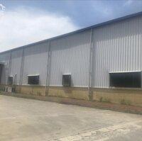 Cho thuê kho, xưởng sản xuất nhẹ tại KCN Đại Đồng, DT 3360m2, 4480m2 LH: 0988457392